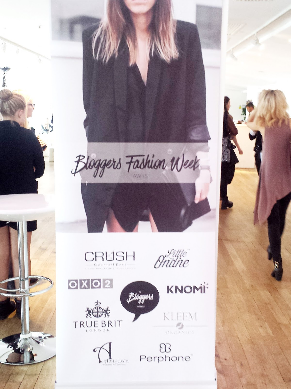 Bloggers Fashion Week Event in London with Bloggers Hangout #BLFW