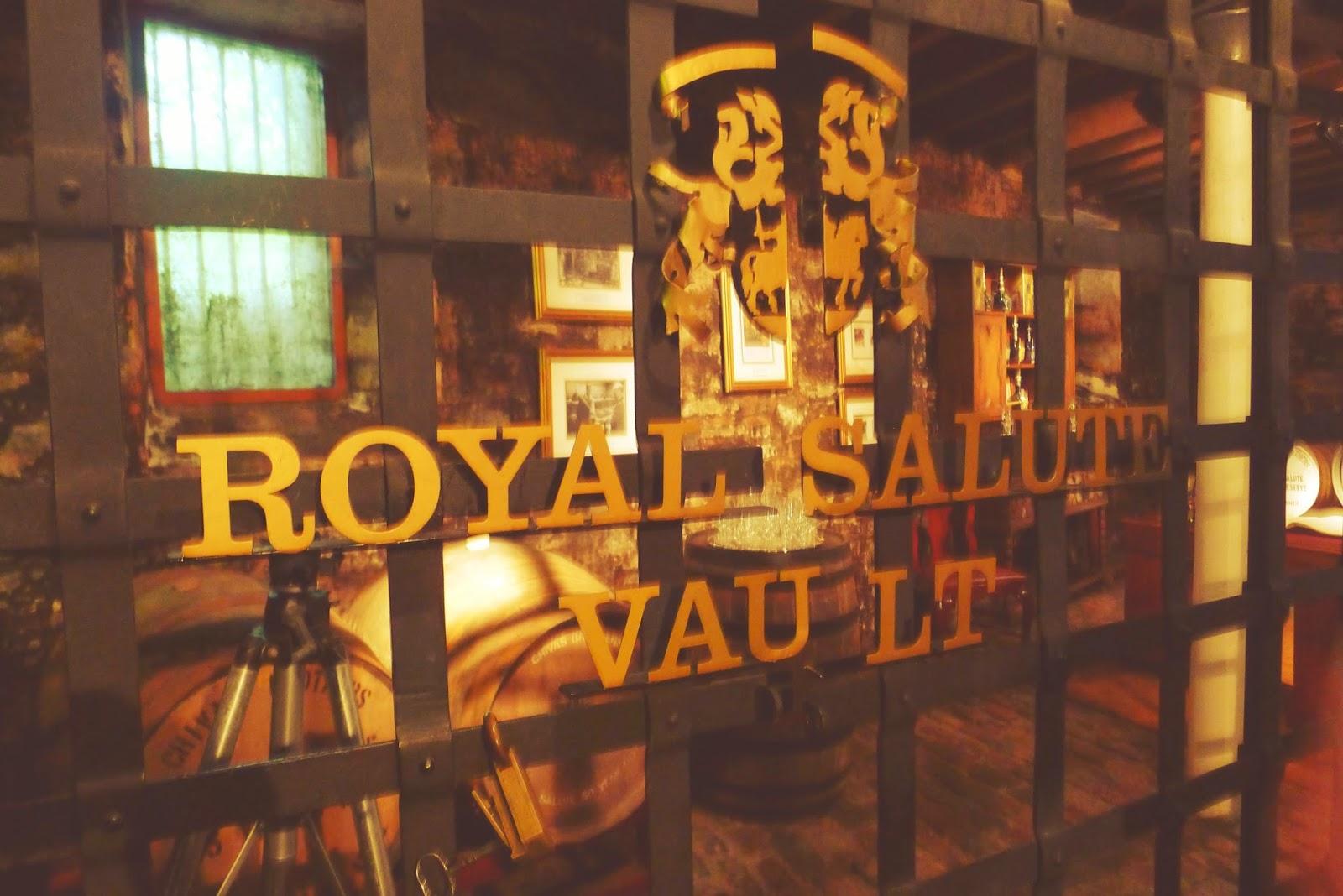 Royal Salute Vault