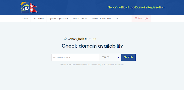 Register Free .NP Domain Name and Connect with Blogger (Easiest Tutorial)