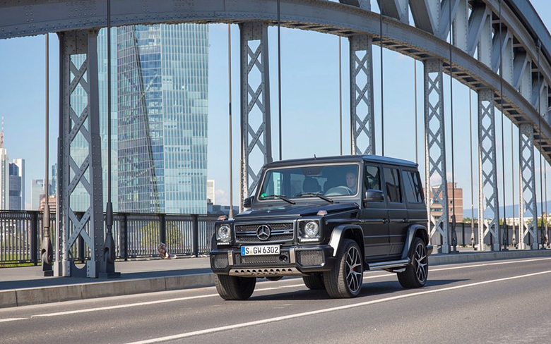 2017 AMG G65 Mercedes Benz Specs and Price