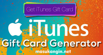 free iTunes gift card codes generator no surveys