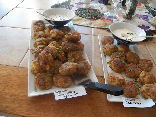 Carrabelle Crab Cakes