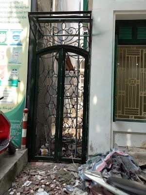 Cửa sắt mái tôn uy tín tại hà nội - 0938 673 426