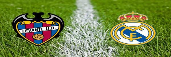 ليفانتى يخطف ثلاثة نقاط هامة من ريال مدريد