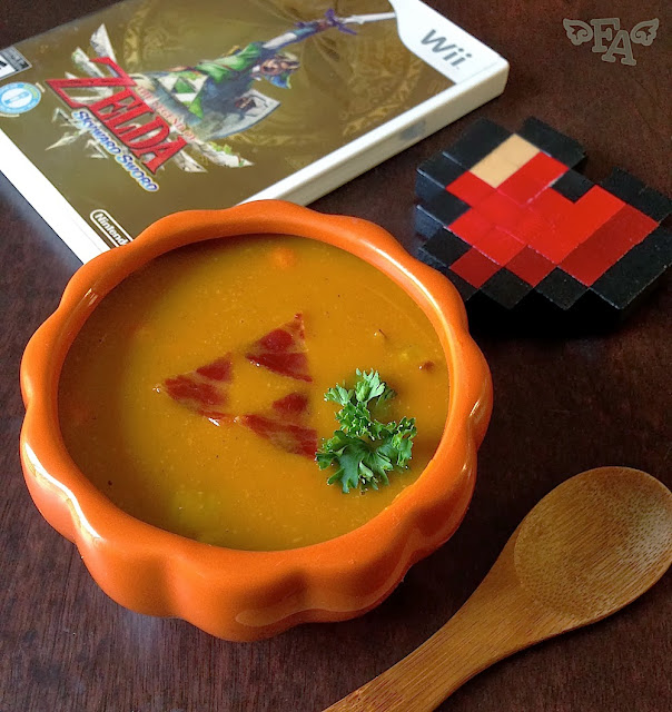 fiction food caf pumm 39 s pumpkin soup the legend of