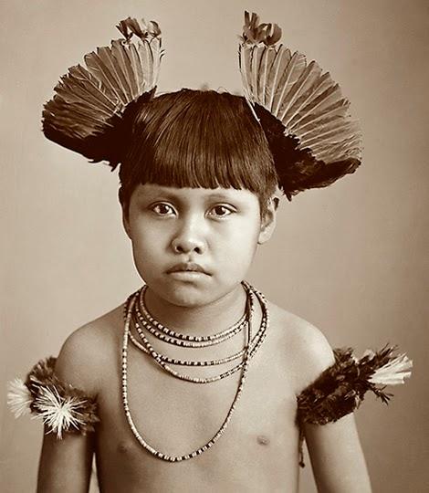 Marc Ferrez, Menino Índio