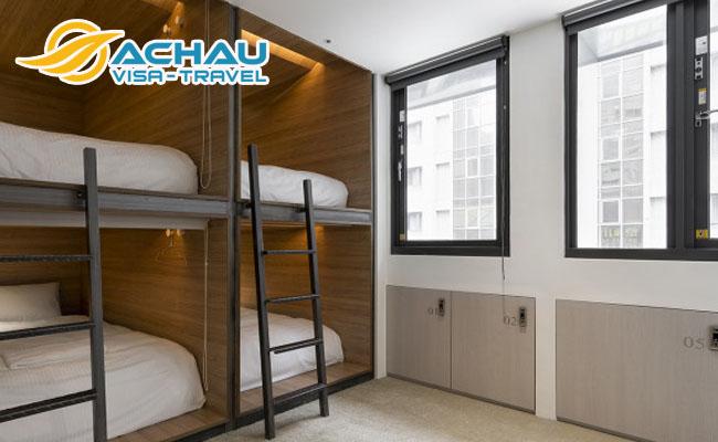 top 10 hostel gia re o dai bac 9