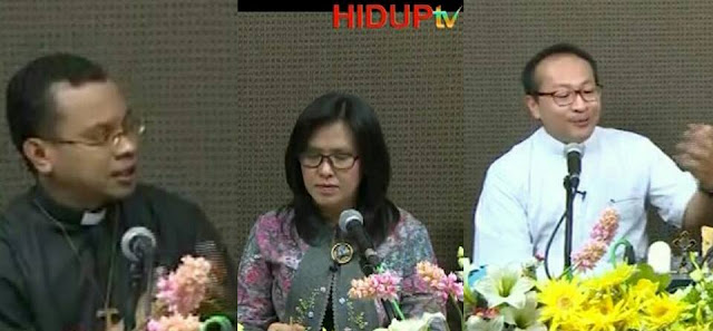 HIDUP-TV Diusulkan Jadi Televisi Gereja Katolik Indonesia