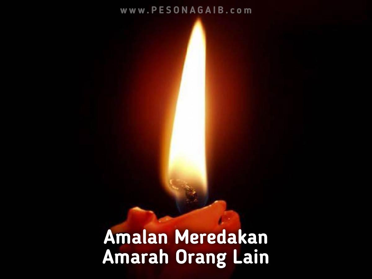 Doa Pembungkam Orang Marah