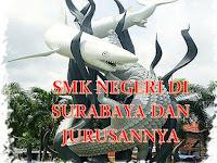 Daftar SMK Negeri di Surabaya dan Jurusannya