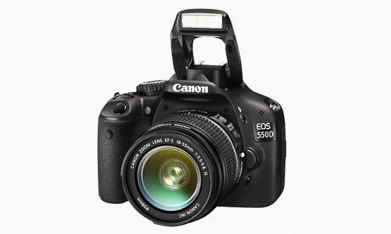 Harga dan Spesifikasi Kamera Canon 550D Terbaru 2015