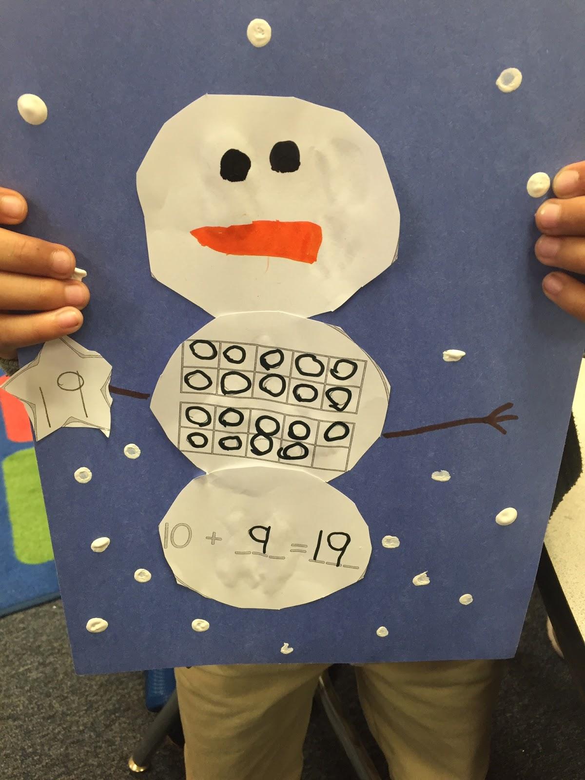 Ms Moran S Kindergarten Composing Teen Numbers