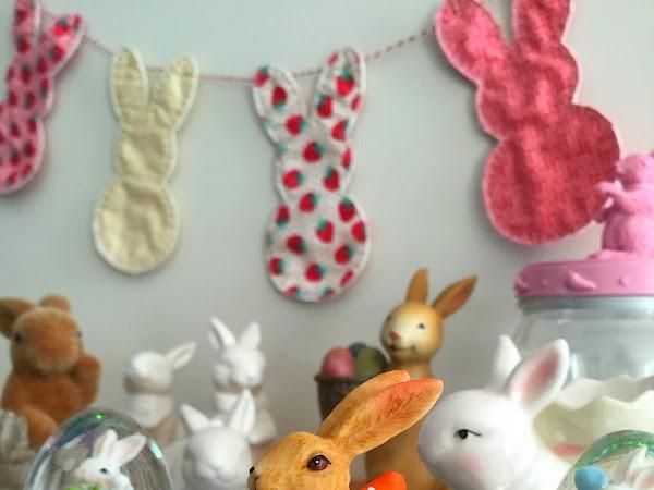 Bunny Bunting {Tutorial}