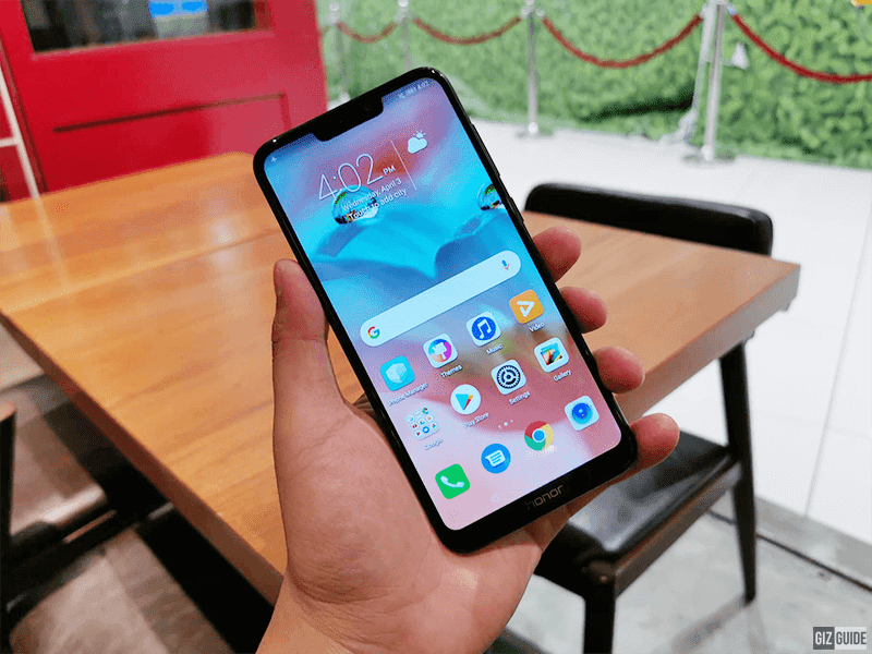 Reasons to buy the Honor 8C on Shopee