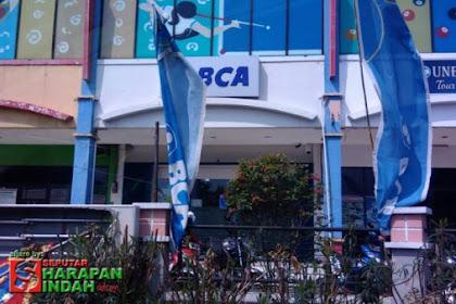 Kantor  BCA Baru di Plasa THB