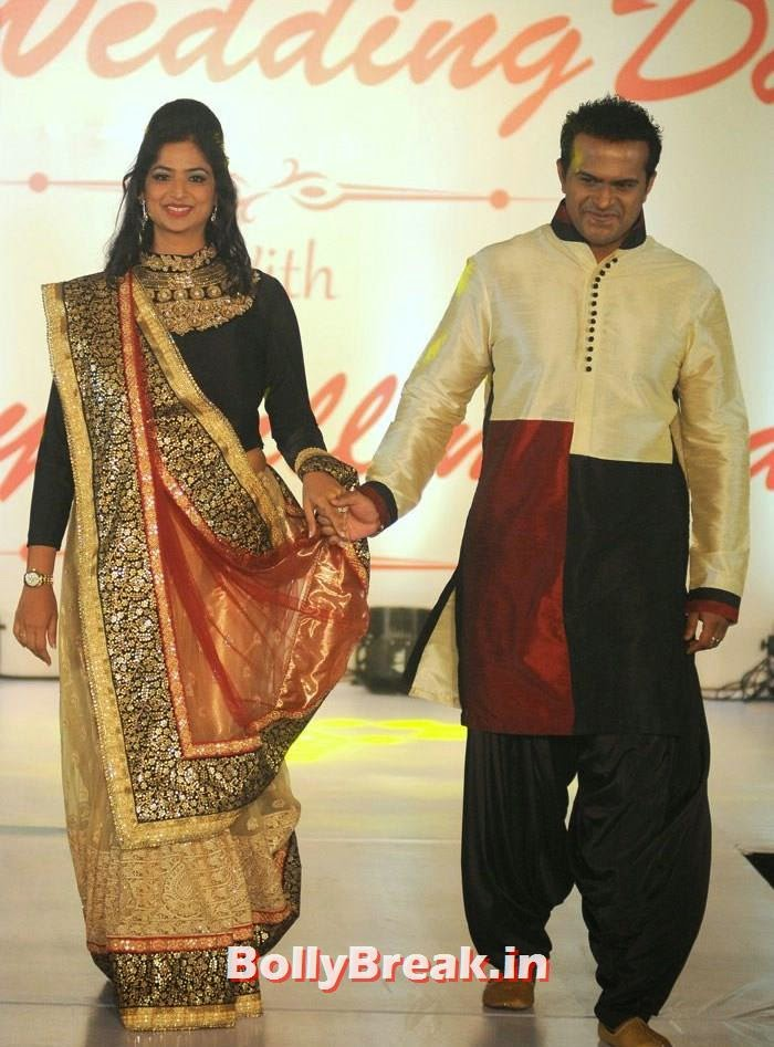 Neha Kannan, Siddharth Kannan, Amy Billimoria Fashion Show - The Big Fat Fashionable Wedding