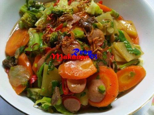 Resep Masakan Indonesia Sehari Hari Sederhana Praktis
