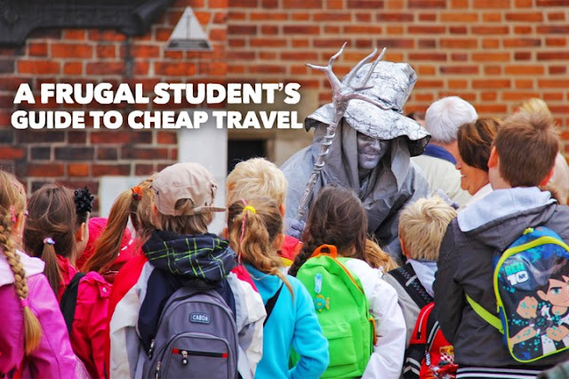 A Frugal Student's Guide to Cheap Travel