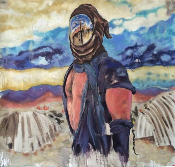 Американский художник. Chelsea Owens