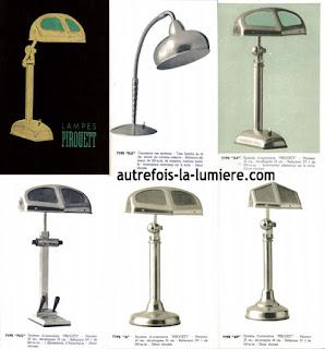 document lampe pirouett