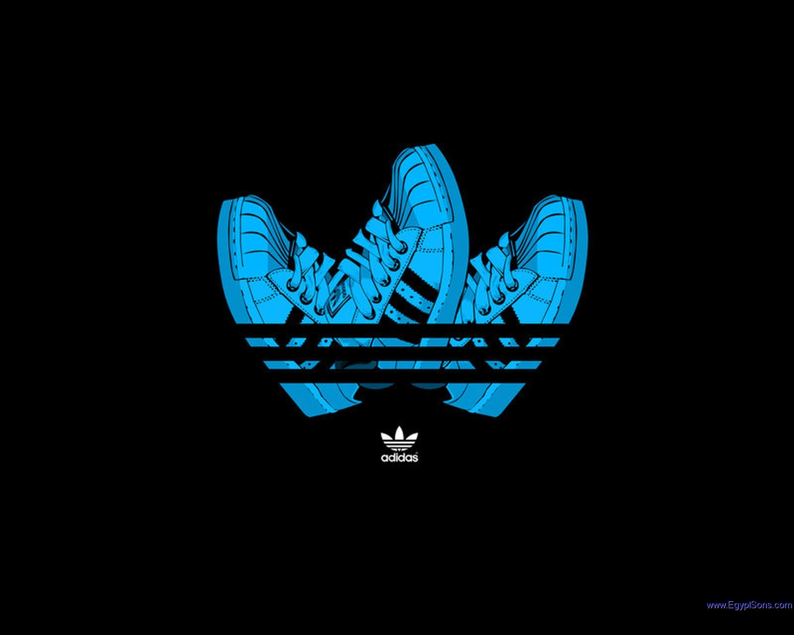 Logo Wallpaper: Adidas Originals Logo Rasta Free rasta