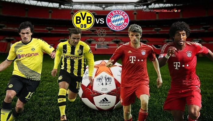 Ver Partido Borussia Dortmund vs Bayern Munich ONLINE