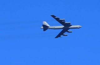 China says not scared after reported U.S. bomber trip over South China Sea