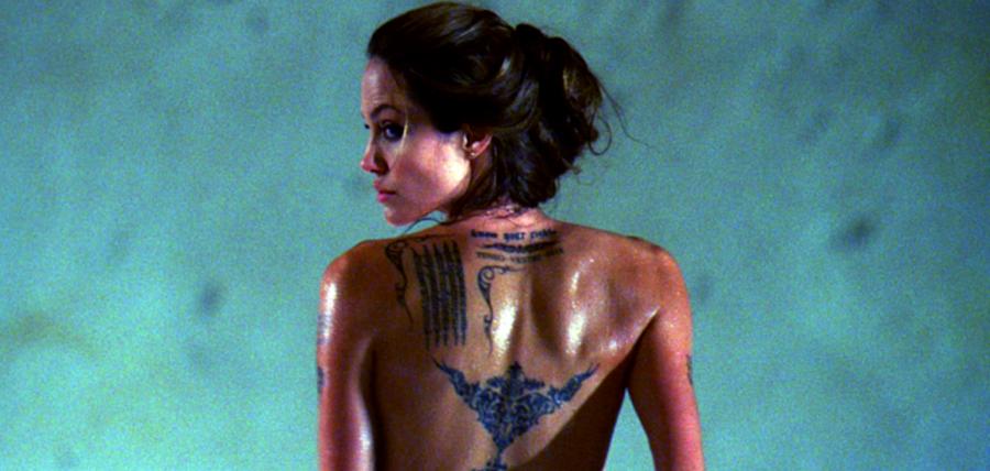 Angelina Jolie în Wanted