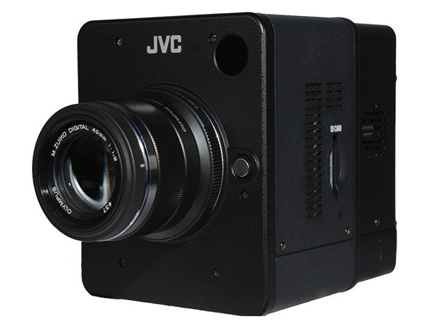 JVC GW-MD100, вид спереди