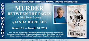 Murder Between the Pages – 11 March
