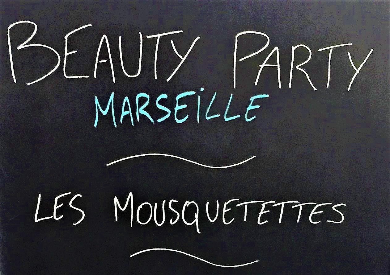 La découverte des nouveautés cosmétiques, avec les Mousquetettes