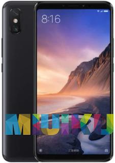 xiaomi mi max 3 menggunakan layar full view display