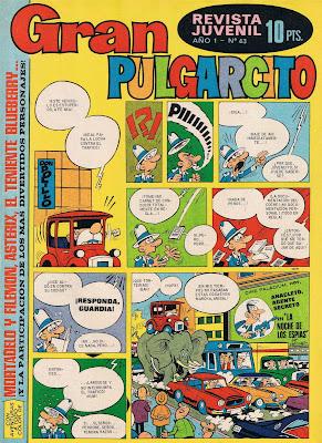 Don Polillo, Gran Pulgarcito nº 43(17 de noviembre de 1969)