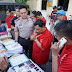 8 Tersangka Sindikat Penipuan Lewat Telepon Diringkus Polrestabes Surabaya