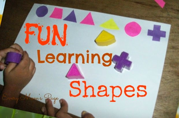 Fun Introducing Shapes