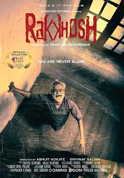 Poster of Rakkhosh (2019) Full Movie [Hindi-DD5.1] 720p HDRip ESubs Download