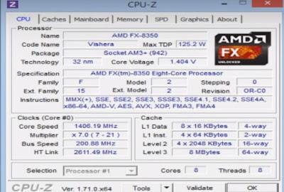 AMD overclock