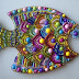 Wire and Bead Animal Art Inspirations and Tutorials by Yulia Chasovskikh