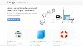 Pengenalan Fitur-Fitur Google Webmasters