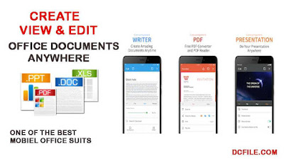 WPS Office Apk Pro Download Latest Version | (Premium) Free For Android on DcFile.com