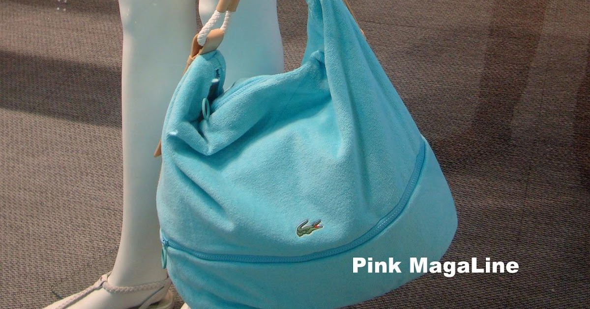 d6ac0cf2b4f Pink MagaLine: Question From A Reader: How to Spot a Fake Lacoste Bag?