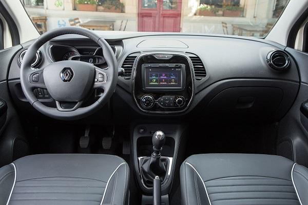 Renault Captur Mercosur