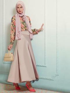 Baju muslim wanita untuk pesta terbaru