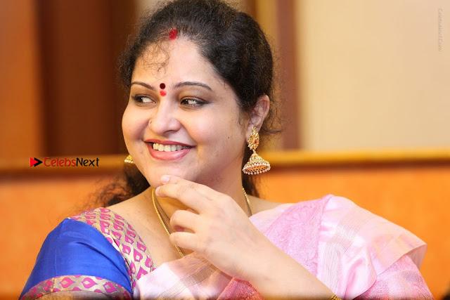 Actress Raasi Latest Pos in Saree at Lanka Movie Interview  0007.JPG