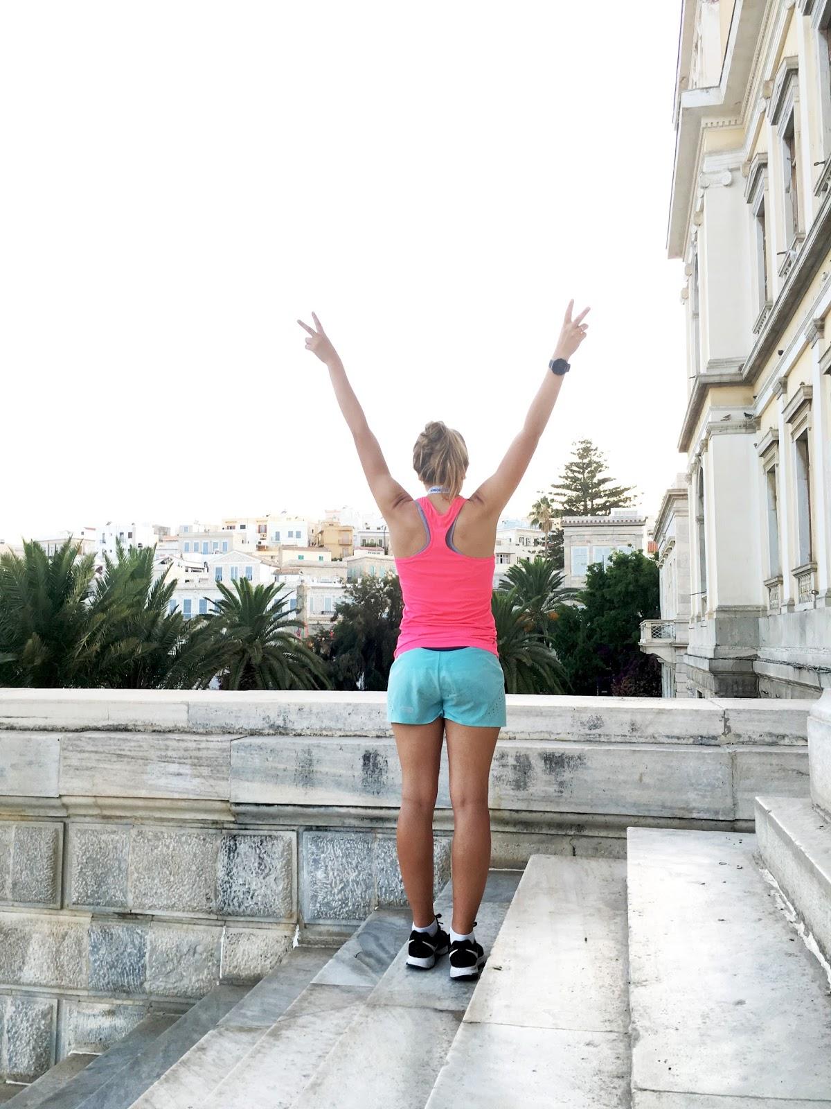 blog course à pied