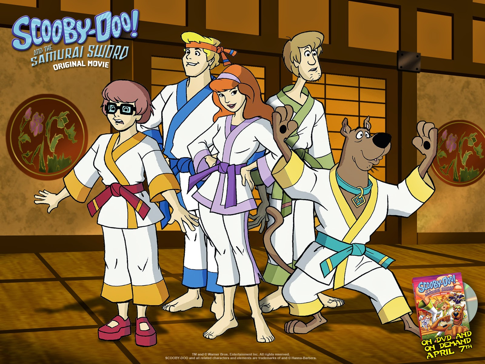 Scooby-Doo e a Espada do Samurai