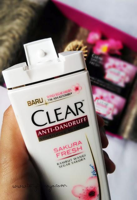 review clear sakura fresh dari home tester club