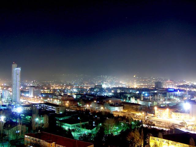 Ankara, Capital da Turquia