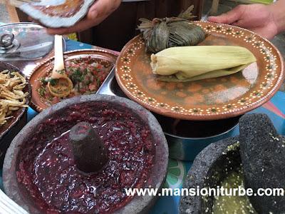 Cocina Tradicional Mexicana en Michoacán en la Región del Lago de Pátzcuaro