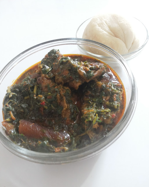 Afang soup by wives connection